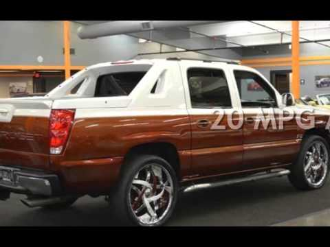 2004 chevrolet avalanche 1500 for sale in milwaukie or youtube. Black Bedroom Furniture Sets. Home Design Ideas