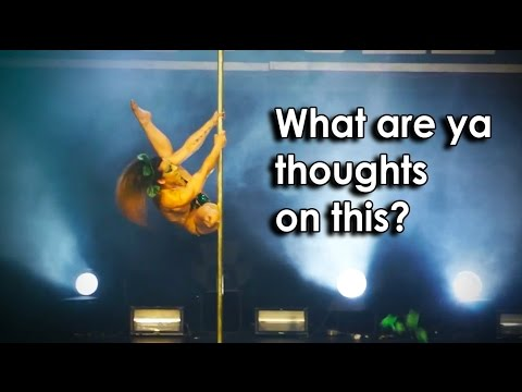Ozzy Man Reviews: Miss Pole Dance Australia 2016