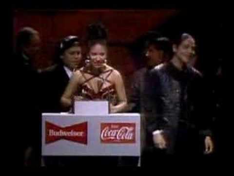Selena 1993 Tejano Music Awards