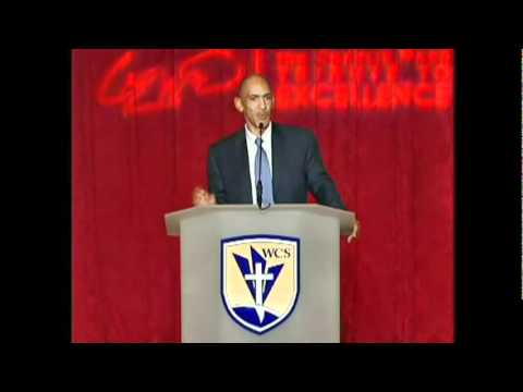 WCS - Charlie Ward Tribute to Excellence - Featuring Tony Dungy