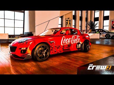MAZDA RX-8 2010 -The Crew 2 (Customization )