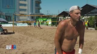 Пляжный волейбол (день физкультурника) 2 Тяга-99