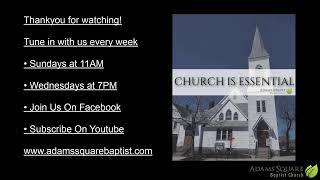 Wednesday Night Service - 1/13/21