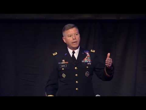 LANPAC Symposium 2017: GEN Perkins keynote address on Multi-Domain Battle