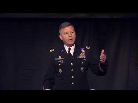 LANPAC Symposium 2017: GEN Perkins keynote address on Multi-Domain Battle