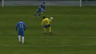 Pro Evolution Soccer 2008 Movie - Football At Its Very Best