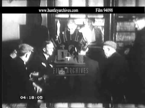 Northern Working Men's club.  Archive film 94098