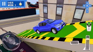 City Driver: Roof Parking Challenge - Android Gameplay FHD