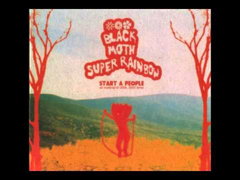 Black Moth Super Rainbow - Start A People (Full Album)
