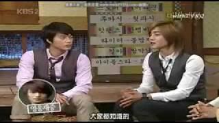 韓国版花より男子に出演していた、SS501のヒョンジュンよるジェジュンの...