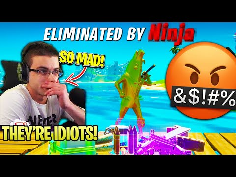 Nick Eh 30 *FULL RAGES* When THIS HAPPENS In Trios! (Fortnite)