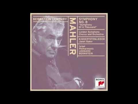 Mahler Symphony No. 8 (Bernstein/London Symphony Orchestra)