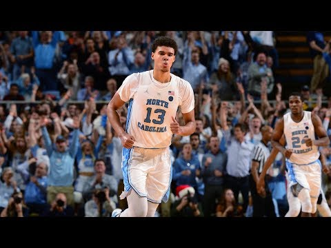 UNC Men's Basketball: Heels Handle Zags, 103-90, in '17 Championship Rematch