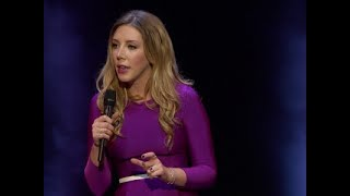 UK-based comic Katherine Ryan broadens audience with Netflix comedy special