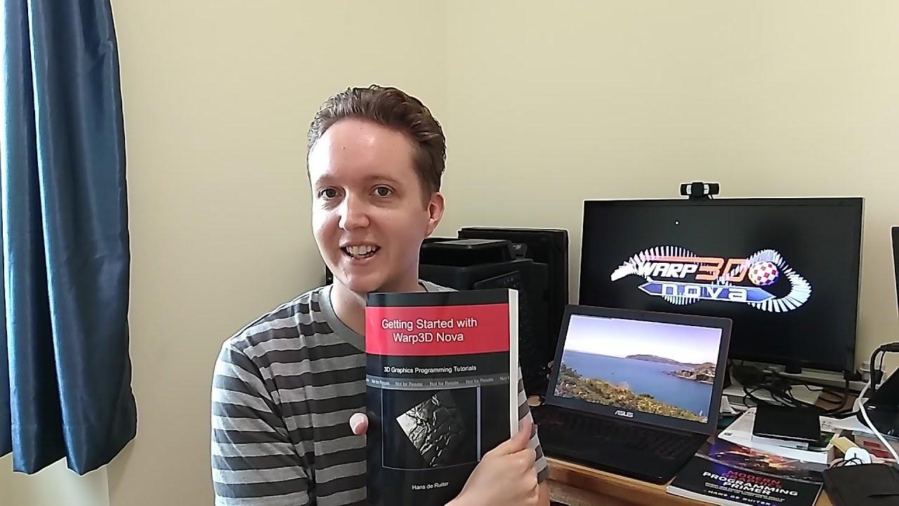 Announcement: Getting Started with Warp3D Nova - 3D Graphics Programming  Tutorials Book