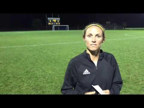 2016 Drake Women's Soccer - Western Illinois - Sept. 14