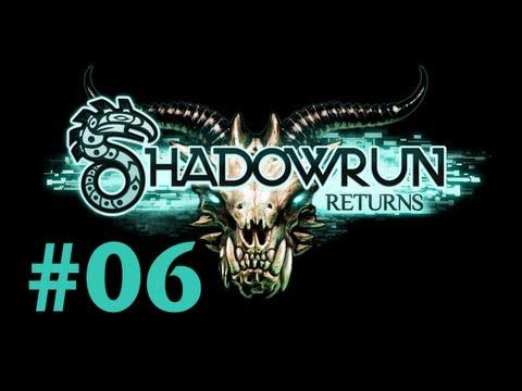 #6 Let's Play Shadowrun Returns [HD DE] - Sexy Bomb  