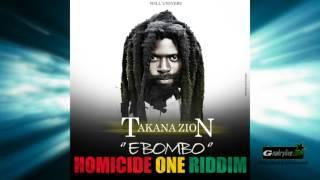 Takana Zion - Bombo (extrait de la complil Homicide One Riddim)