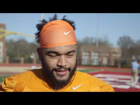 Tennessee Football - Music City Bowl Media Availability (12.27.16)