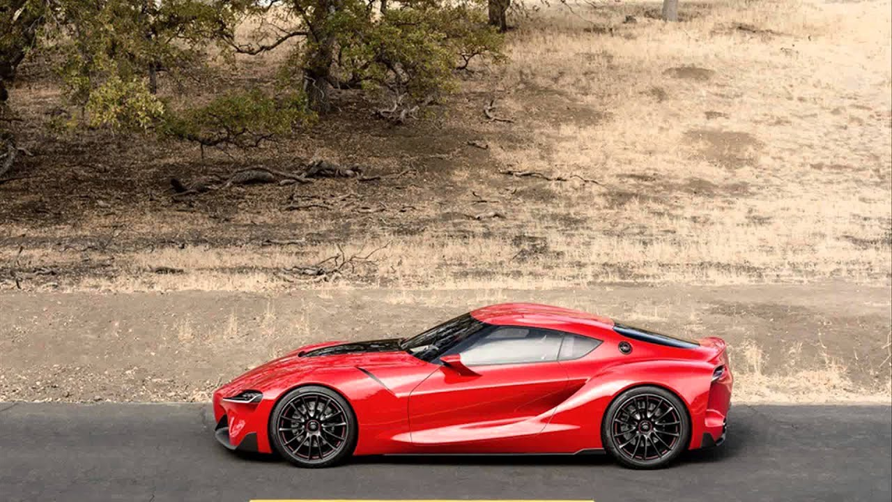 2016 model toyota supra concept youtube. Black Bedroom Furniture Sets. Home Design Ideas