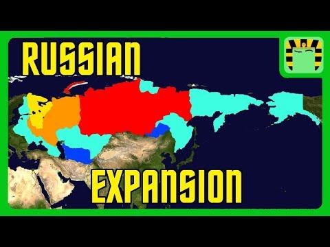 How Russia Got So Big