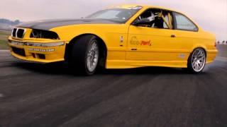 Stunt Marc • DRIFT BMW M3 E36 Dakar Yellow •