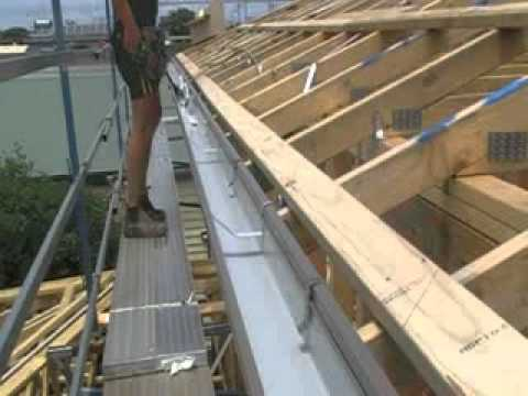 How To Install Metal Fascia And Guttering Last Www