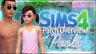 The Sims 4: Swimming Pools Overview [Free Patch Update]