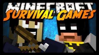 Survival Games - A JOB WELL DONE! w/ AntVenom & xRpMx13!