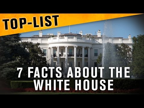 7 Facts About The White House I British Pathé