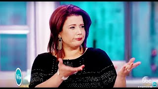 ana navarro being iconic for 13 minutes straight