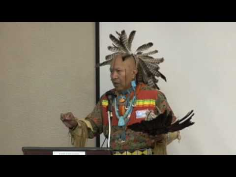 Uqualla Speaks at the Star Family ReUnion of Spirituality 2/4