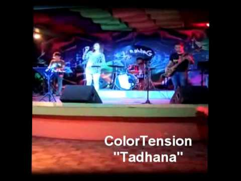 tadhana by Color Tension Band