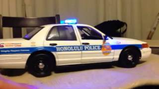 1:18 Honolulu Police Department die-cast Replica