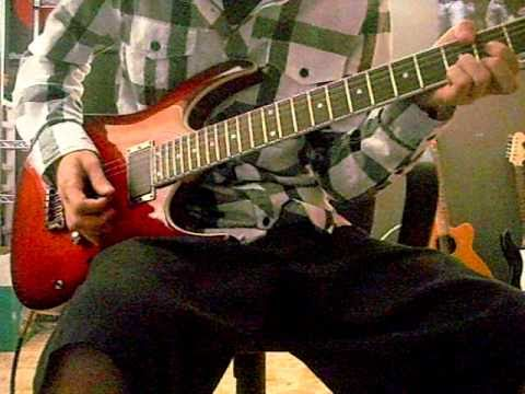 The Rolling Stones Dont Stop Guitar Cover