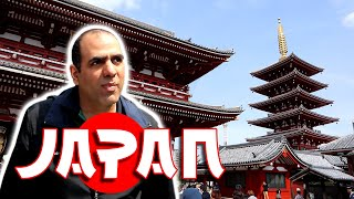 Our Japan Trip (Tokyo, Hakone & Kyoto)