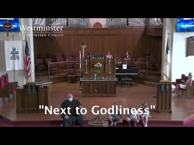 WPC Sermon 8 29 21