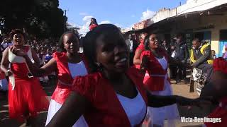 Jeniffer Mwanzia -The Grand Entry of Home Coming Concert(Official Video)