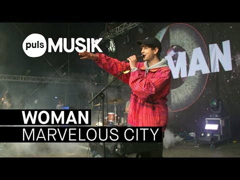 WOMAN - Marvelous City (live beim MS Dockville Festival 2017)