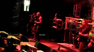 God Forbid - Overcome live Prudential Center Aug 1