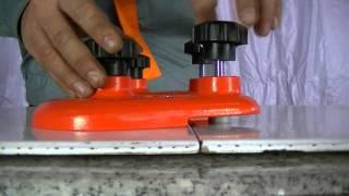 LEVELER - ALR200 - Abaco clamp, stone clamp, material handling equipment,