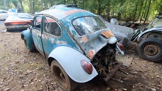 First Start In Years on the VW Bug , Will it Run ?