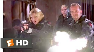 John Carpenter's Ghosts of Mars (2001) - Party Time Scene (7/10) | Movieclips