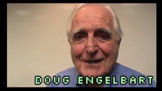 Doug Engelbart and Brad Neuberg: HyperScope - September 2006