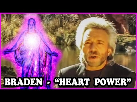 """GREGG BRADEN: """"Our ElectroMagnetic HEART Affects Reality"""""""