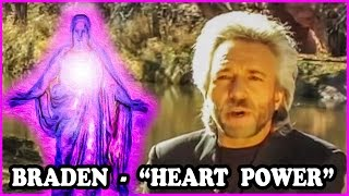 "GREGG BRADEN: ""Our ElectroMagnetic HEART Affects Reality"""