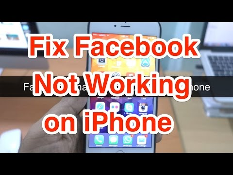 facebook not working on iphone fix not working or loading on iphone 2935
