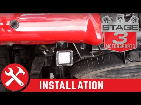 F150 How To Remove Reverse Light Amp Install Cree Led Lights