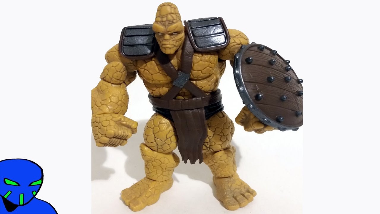 Marvel infini Korg action figures-en stock