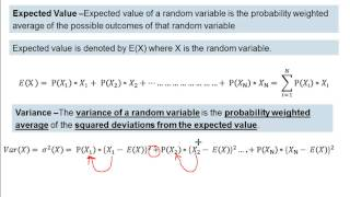 Page 5 Video 2 Variance